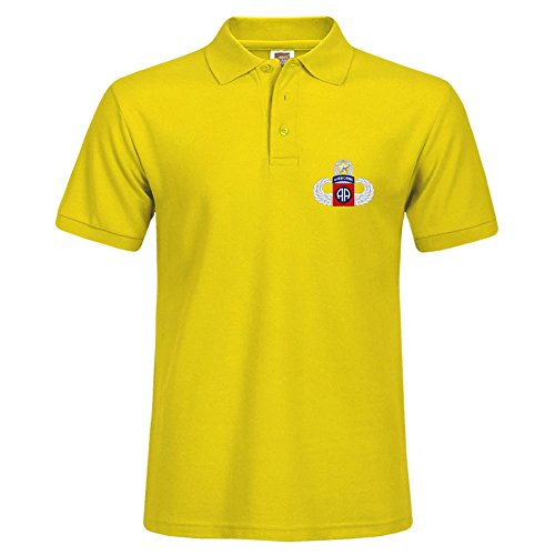 Yellow Short Polo With Various Style Sport Men Polo Shirt Size Xxx-large - Outlet Allen Polo