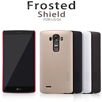 Nillkin Super Frosted Shield mate plástico duro funda para LG G4 ...