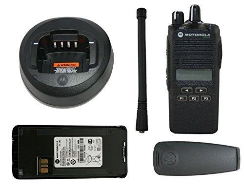 Motorola CP185 Two Way Radio VHF 136-174 MHz 16 Channel 5 Watts