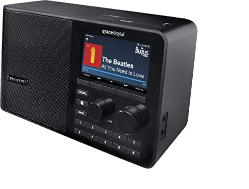 SiriusXM Sound Station - Internet radio by Grace Digital - GDI-SXTTR2