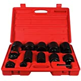 14 Pc Master Ball Joint Remover Installer Adaptors Kit Repair Tool