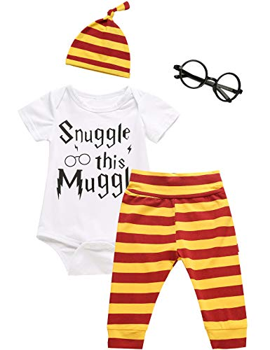 Infant Snuggle Rompers