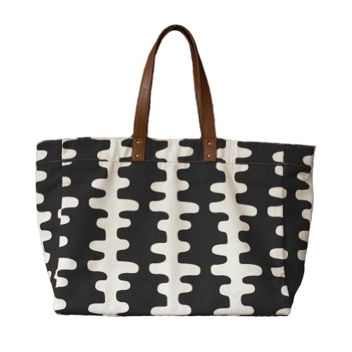 Gorgeous Snake Skin Print Bag Quality Over Quantity Price: Maika Carryall Tote Bag, Echo Charcoal