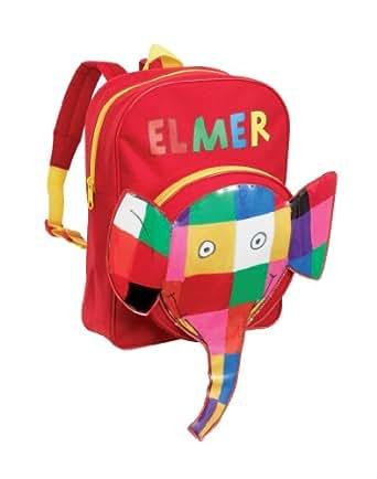 Elmer EL1123 - Mochila con trompa de elefante