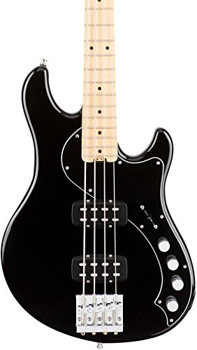 Fender American Elite  Dimension Bass IV - Black -  0192902706