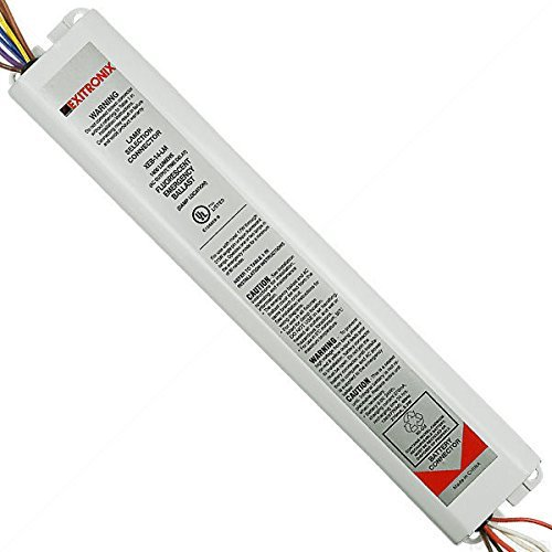 XEB-14-LM - Emergency Backup Ballast - 90 min. - Operates 1 T5 T8 T10 T12 Circline U-Shape 4-Pin or Long Compact CFL Lamps - 120/277V by Exitronix
