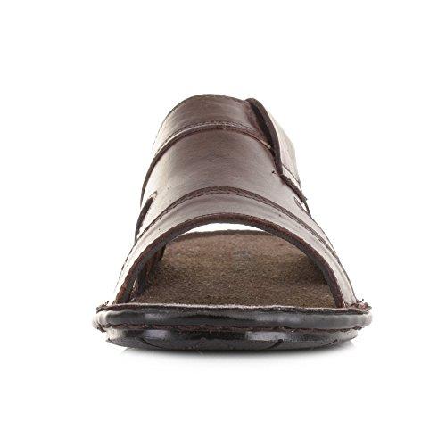 Shoestore Herren Sandalen Marron UK 7/EU 41/US 8/Aus 8