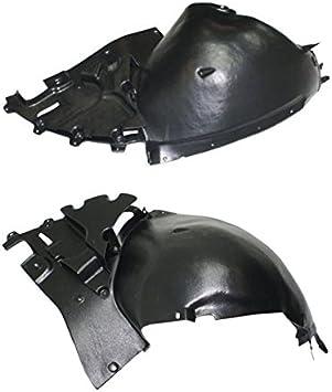 For 05-11 Tacoma Front Splash Shield Inner Fender Liner Left Right Side SET PAIR