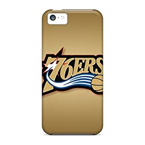 Hot Philadelphia 76ers First Grade Phone Cases For Iphone 5c Cases Covers