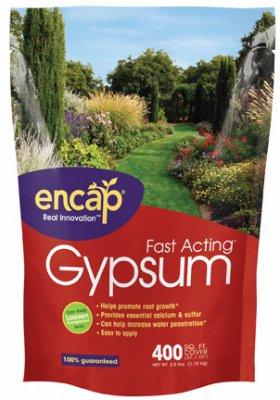 Encap Gypsum Plus Ast Soil Conditioner Bagged 2.5 Lb.