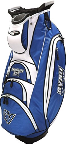 te University Victory Cart Bag 10-way Top GVSU by Team Golf (State University Cart Bag)