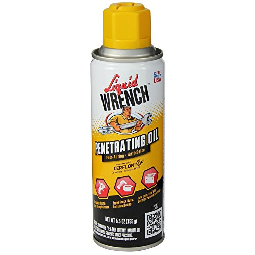 Liquid Wrench L106 Penetrating Oil, 5.5 Oz