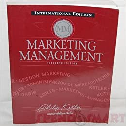 Marketing management by philip kotler 10 ed: online library ebooks.