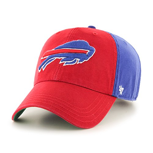 Free '47 NFL Black Flagstaff '47 Clean Up Adjustable Hat, One Size, Royal