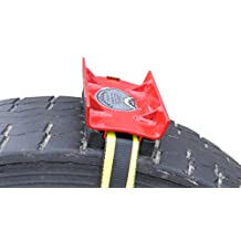Truck Claw - Emergency Tire Traction for Light & Heavy Commercial Truck - Snow - Ice - Mud- Light and Heavy Commercial Vehicles