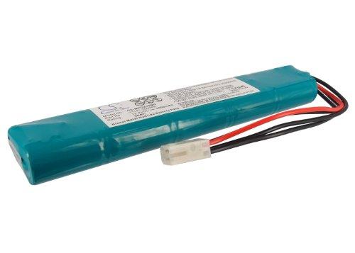 C & S 3000mAh 11141-000068 Battery for Medtronic Lifepak 20, Physio-Control Lifepak 20