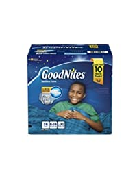 GoodNites Bedtime Underwear for Boys (Size L/XL, 58 ct.) by GoodNites BOBEBE Online Baby Store From New York to Miami and Los Angeles