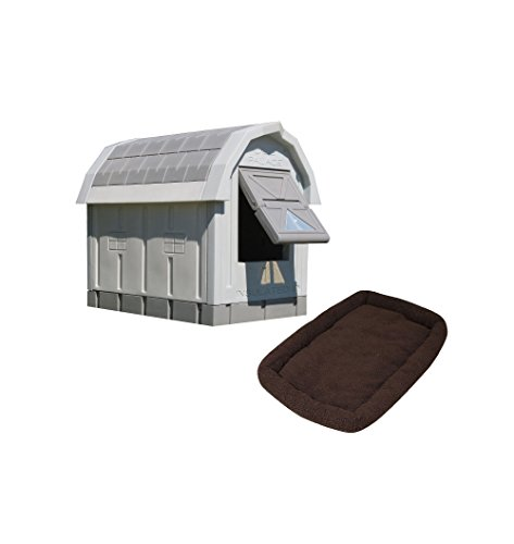 ASL Solutions Dog Palace for Med to Large Dogs -...