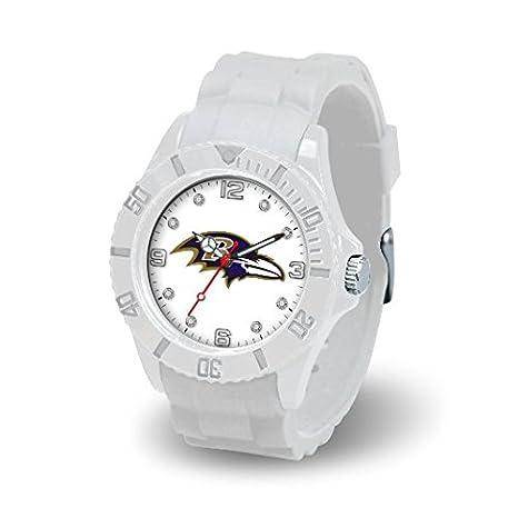 ea04e17c7 Amazon.com   Rico Industries NFL Baltimore Ravens Women s Cloud ...