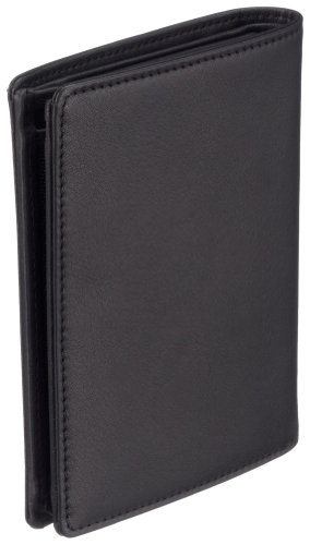 x 95 12 10 V et Noir Erwachsene 5 adulte Portefeuilles black 12 5 mixte Unisex porte 9 schwarz x x Portemonnaies monnaies EU 2 nIaqw68R
