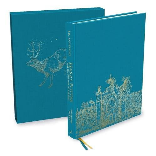 Harry Potter 3 and the Prisoner of Azkaban. Deluxe Illustrated Edition