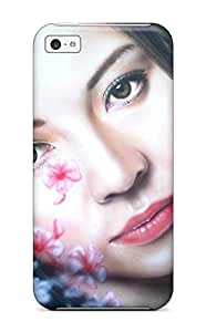BVdogYf7340srYji Airbrush Art Awesome High Quality Iphone 5c Case Skin