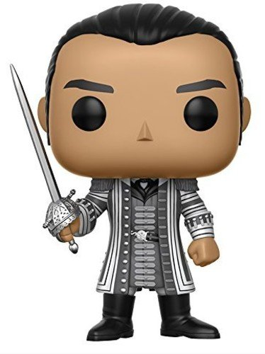 Funko- Captain Salazar figura de vinilo, coleccion de POP, seria Pirates 5 (12804) , color/modelo surtido