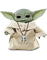Star Wars - The Mandalorian - Baby Yoda - The Child Interactive Plush - 25+ Sounds & Motions - Kids Toys - Ages 4+