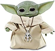 """Star Wars The Child Animatronic Edition """"AKA Baby Yoda"""" with Over 25 Sound and Motion Combinations, The Mandal"""