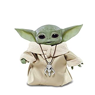 Star Wars The Child Animatronic Edition 7.2-Inch-Tall Toy by Hasbro with Over 25 Sound and Motion Combinations, Toys for Kids Ages 4 and Up