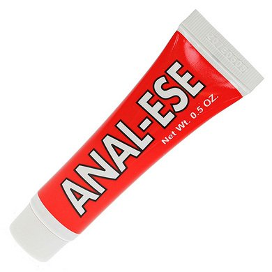 Original Anal-Ese Cream Cherry (.5 oz)