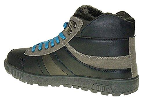 art 715 Winterstiefel Outdoor Boots Stiefel Winterschuhe Herrenstiefel Herren