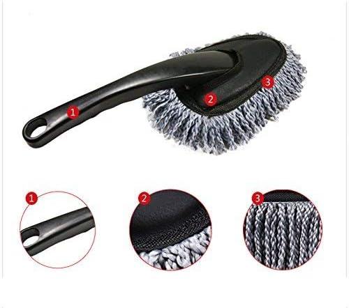 Cepillo de microfibra para limpiar el polvo del coche, para ...