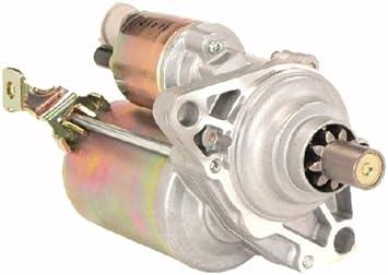 Honda Prelude 1999 to 2000 2.2L Engine w// Auto Trans  Starter Motor