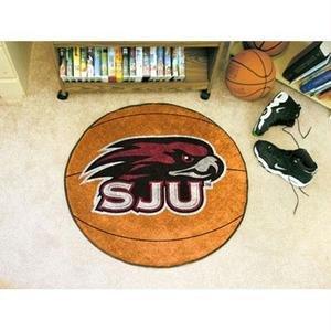 Fanmats St. Josephs University Basketball Rug