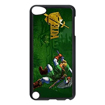 iPod Touch 5 Case Black The Legend of Zelda Ocarina of Time ...