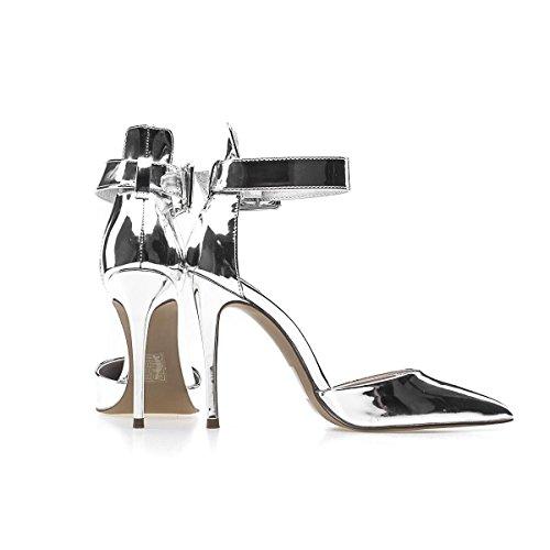 Steve Silver Madden Tacco Desire PE18 Donna Scarpe 10 a6gxaq8r