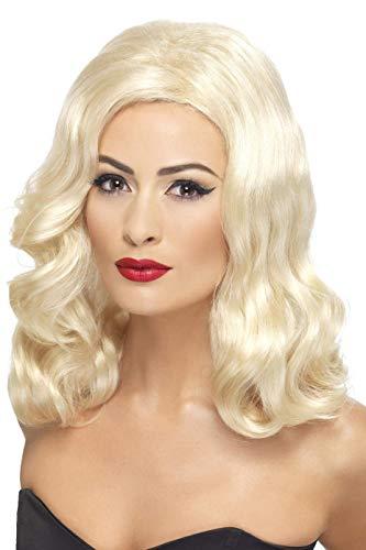 Smiffys 20s Luscious Long Wig -