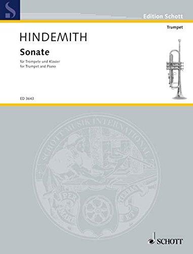 TRUMPET SONATA (1939)        TRUMPET AND (Brass Sonata)