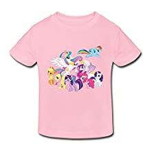 RenHe Toddler Photo My Little Pony T-shirts