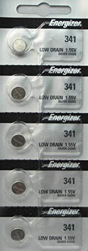 Energizer Silver Oxide Watch 341 (SR714SW) Battery 5 -