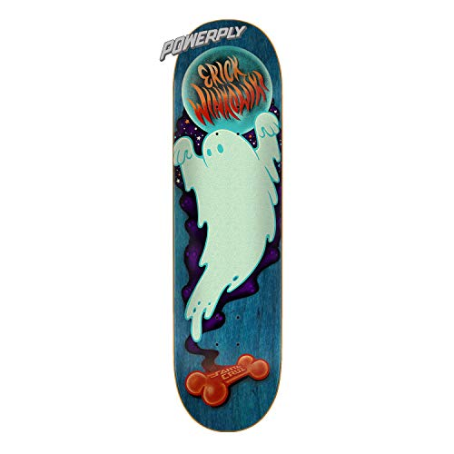 (Santa Cruz Skateboard Deck Winkowski Ghost 8.6
