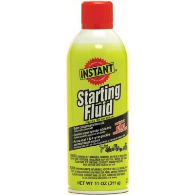 Starting Fluids - 15 oz instant starting fluid [Set of 12] by Radiator Specialty