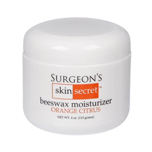 Price comparison product image Surgeon's Skin Secret Beeswax Moisturizer 4 Oz Jar - Orange Citrus