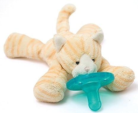 WubbaNub chupetes Kitty Gatito Gato - Bebé Animal de peluche con Soothie: Amazon.es: Bebé