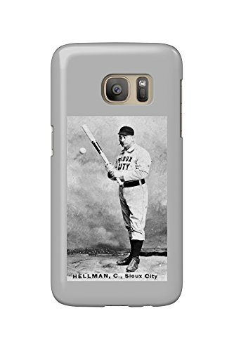 sioux-city-minor-league-tony-hellman-baseball-card-galaxy-s7-cell-phone-case-slim-barely-there