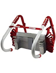 Kidde KL-2S Two-Story Fire Escape Ladder with Anti-Slip Rungs...