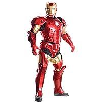 Disfraz de hombre de hierro de edición suprema de Rubie para hombre, de Marvel, para hombre, multi, estándar