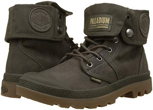 Pallabrouse Baggy Brown Men's Wax Brown Palladium Boots a8qFxEnw5