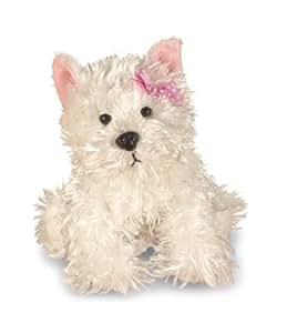 Amazon Com Webkinz White Terrier Toys Games
